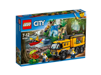 LEGO® City Jungle Explorers Jungle Mobile Lab #60160