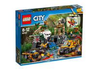 LEGO® City Jungle Explorers Jungle Exploration Site #60161