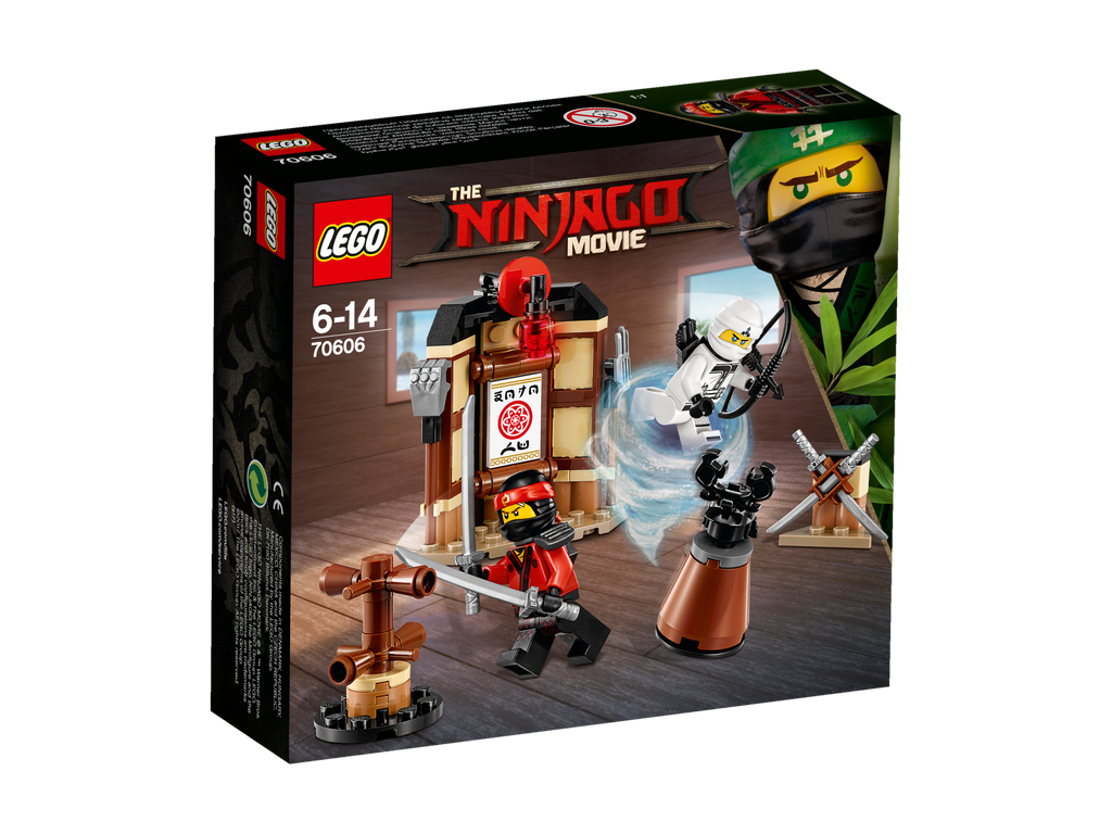 THE LEGO® NINJAGO® Movie™ Spinjitzu Training #70606