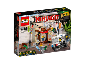 THE LEGO® NINJAGO® Movie™ NINJAGO® City Chase #70607