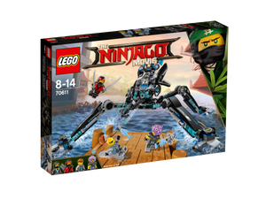 THE LEGO® NINJAGO® Movie™ Water Strider #70611