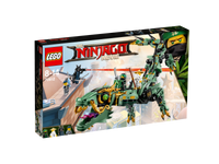 THE LEGO® NINJAGO® Movie™ Green Ninja Mech Dragon #70612
