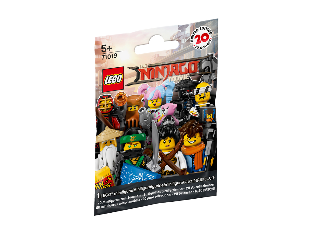 LEGO® Minifigures THE LEGO® NINJAGO® MOVIE™ #71019