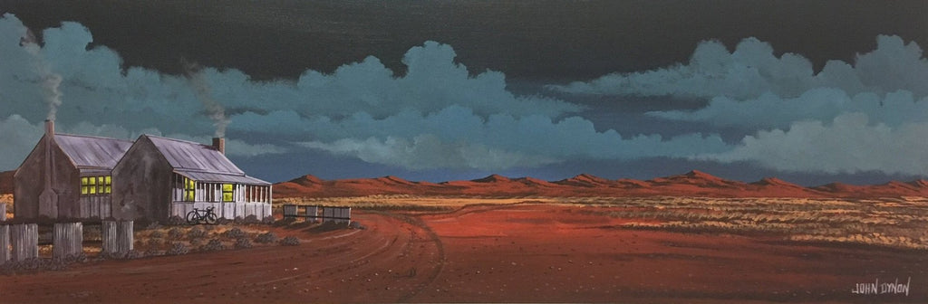 Storm at Eldee