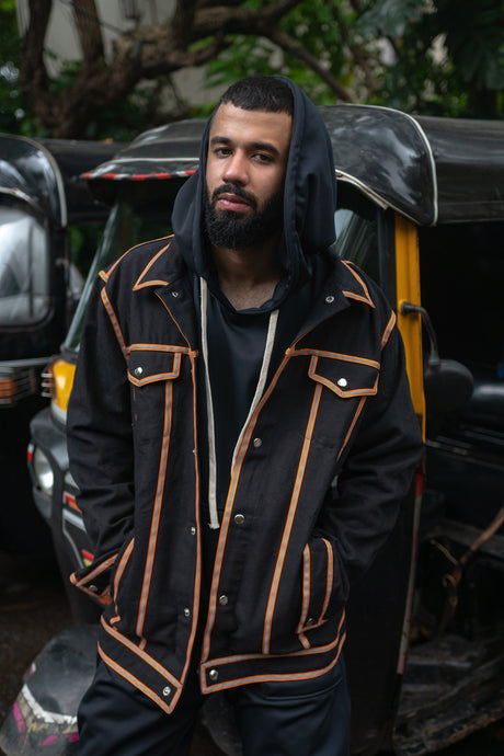 CANVAS JACKET - HYPEBEAST