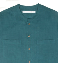VARDI - SHIRT - TEAL