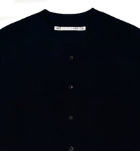 VARDI - SHIRT - NAVY BLUE