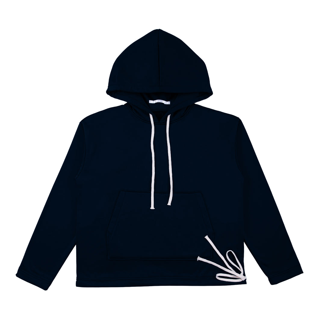 ALMOST BLACK - LIGHTWEIGHT 260 - HOODIE