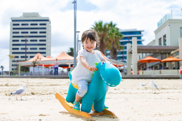 How Does Rocking Horse Benefit Babies?