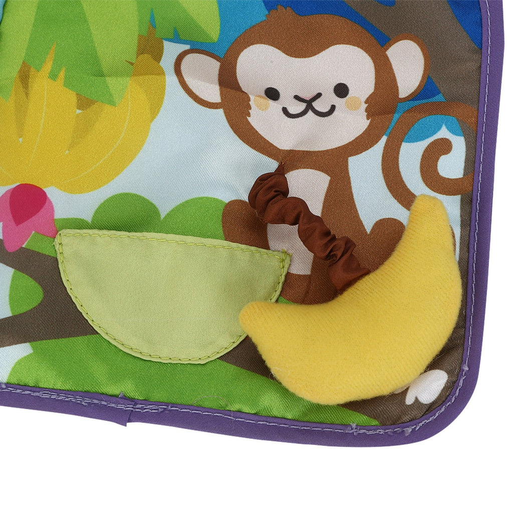 Cloth Book/Soft Books/Baby Book/ABC Book/Educational Toys/Activity Books/Peekaboo for Baby - Labebe
