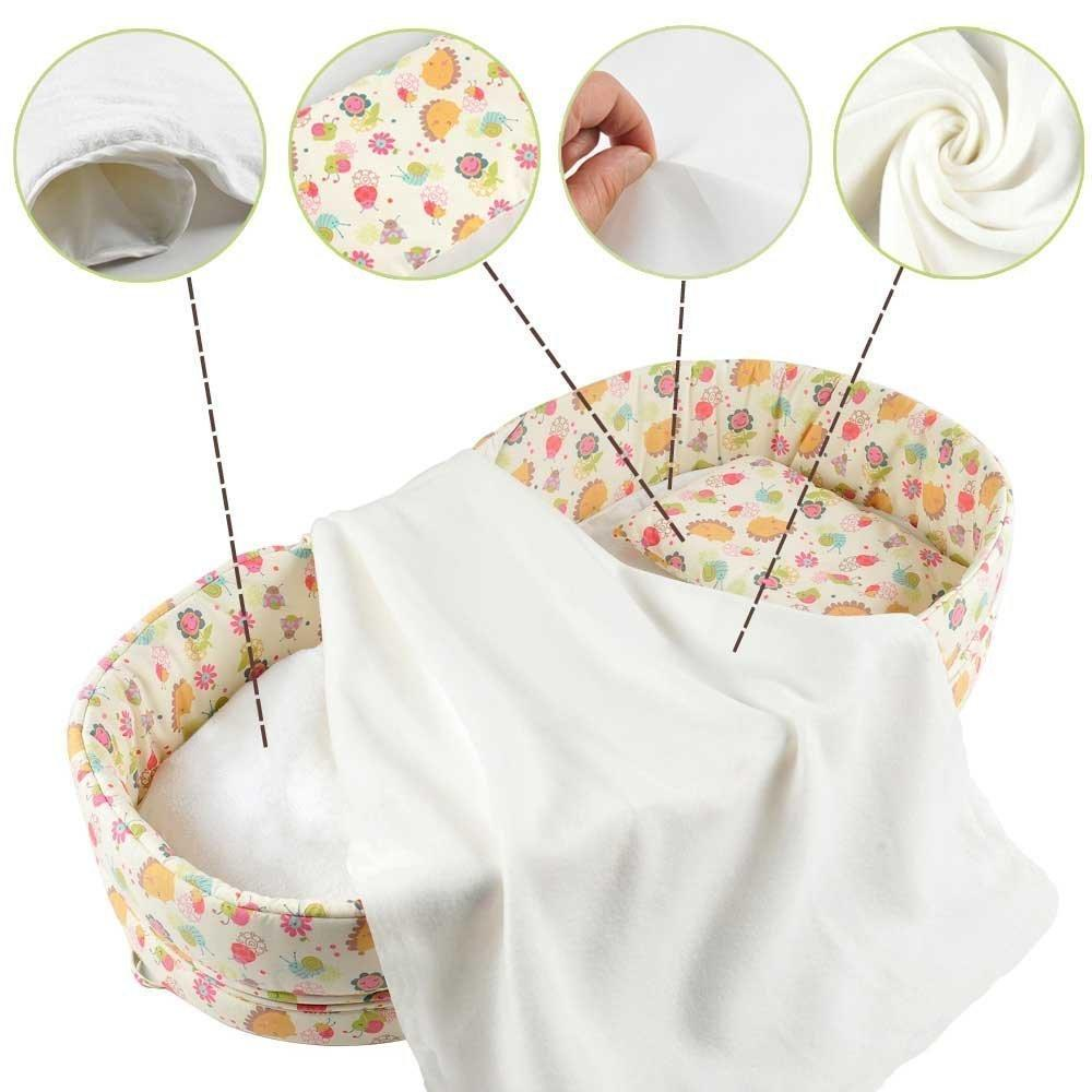 36575979a6b Baby Girl Travel Bed Set