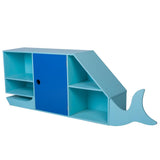 Labebe Children Wooden Furniture Set of Ocean (Bedside Tables) - Labebe