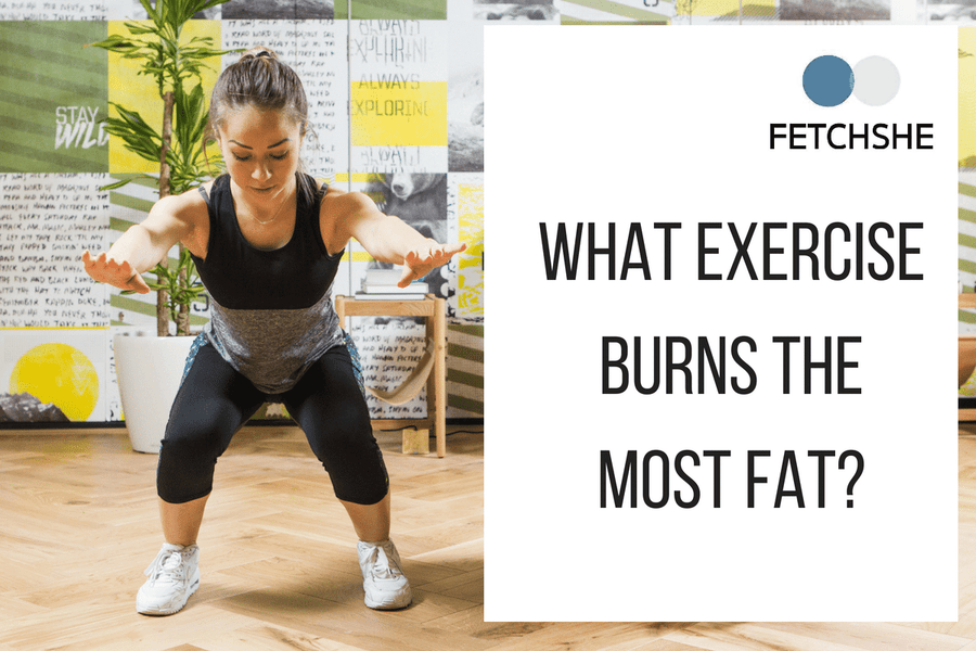 WHAT EXERCISES BURN THE MOST FAT?