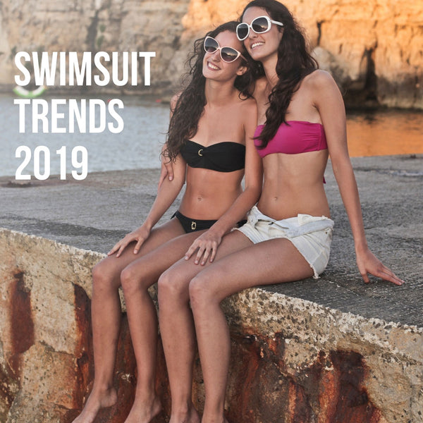 Best 12 Swimsuit Trends for Spring/Summer 2019