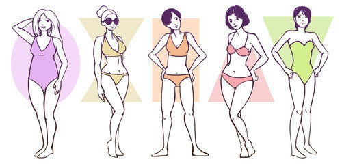 How to choose a swimsuit to shape your body
