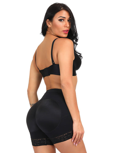 Fetchshe High-Waisted Butt Lifter Shaper Shorts