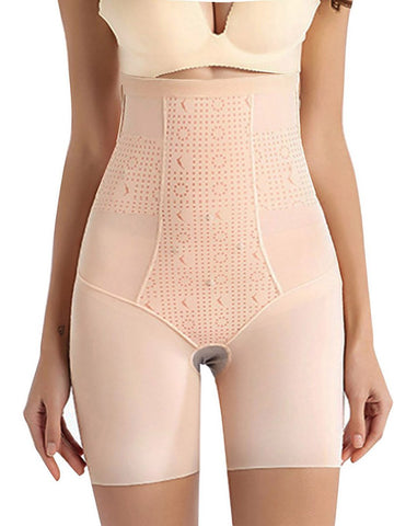 Fetchshe Light Control Volcanic Stone Butt Lifters Body Shapewear