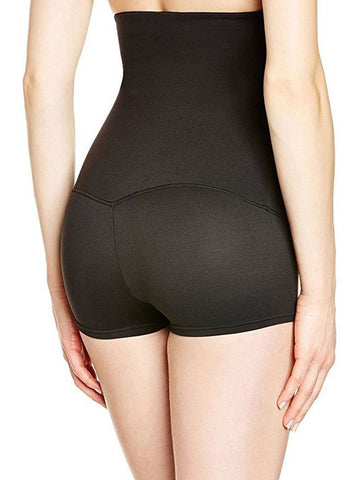 Fetchshe Anti-Slip Boyshort Posture Corrector High Waist Butt Lifter
