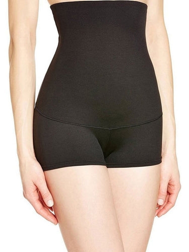 Good Anti-Slip High Waist Butt Lifer Boyshort Posture Corrector - Fetchshe