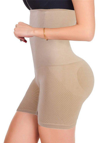 Fetchshe Shaping Underwear Boned Tummy Control Shaping Shorts
