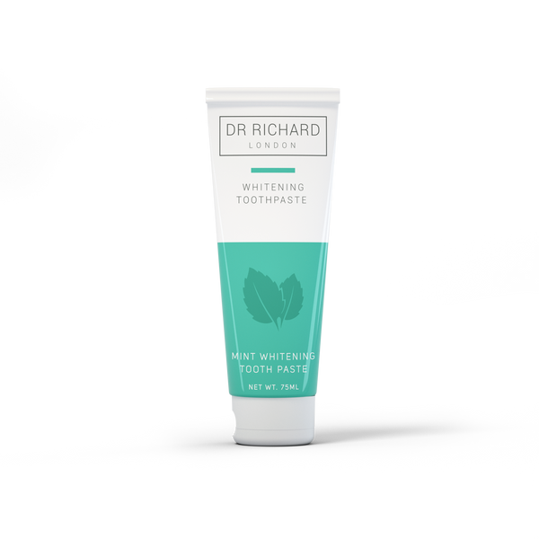 Natural Whitening Tooth Paste - Peppermint