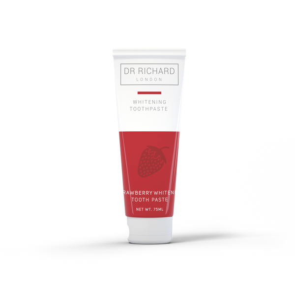 Natural Whitening Toothpaste - Strawberry