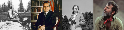 Historic US environmentalists you should know