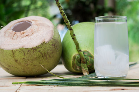 Cooling Foods for Baby and Toddler Coconut Water