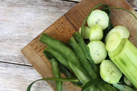 Cooling Foods for Baby and Toddler Cucumber