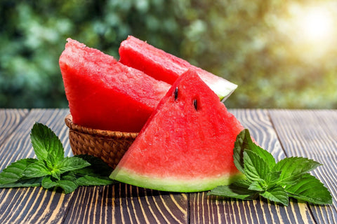 Cooling Foods for Baby and Toddler Watermelon