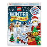 christmas lego stickers