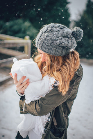 Winter activities for toddler and baby