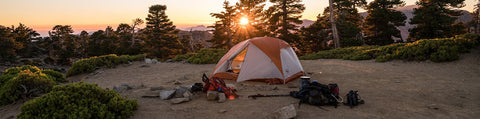 best camping spots worldwide