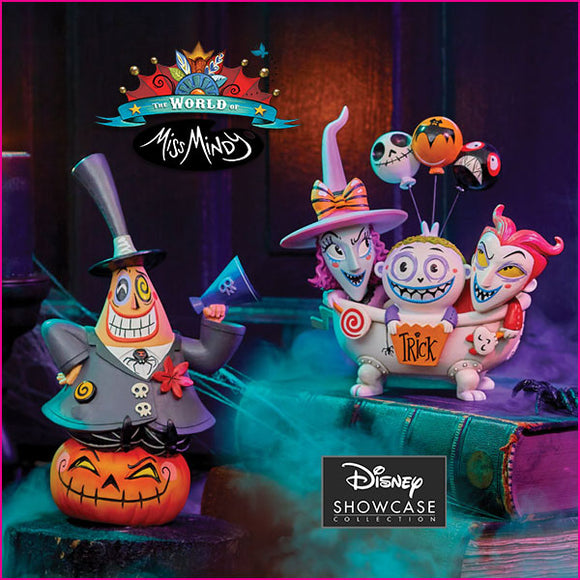 The World of Miss Mindy Presents Disney