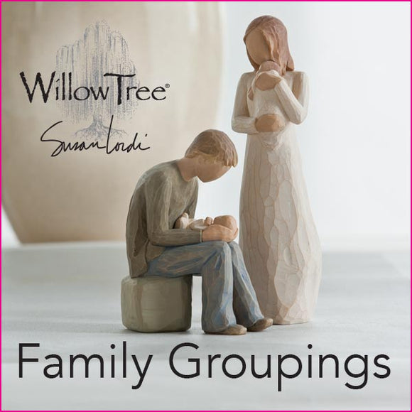 Willow Tree Family Groupings