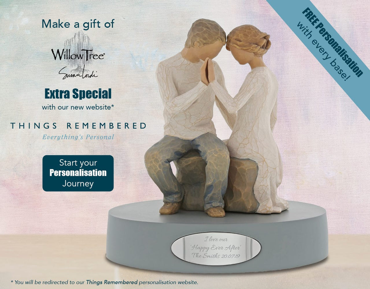 Make a gift of Willow Tree extra special…