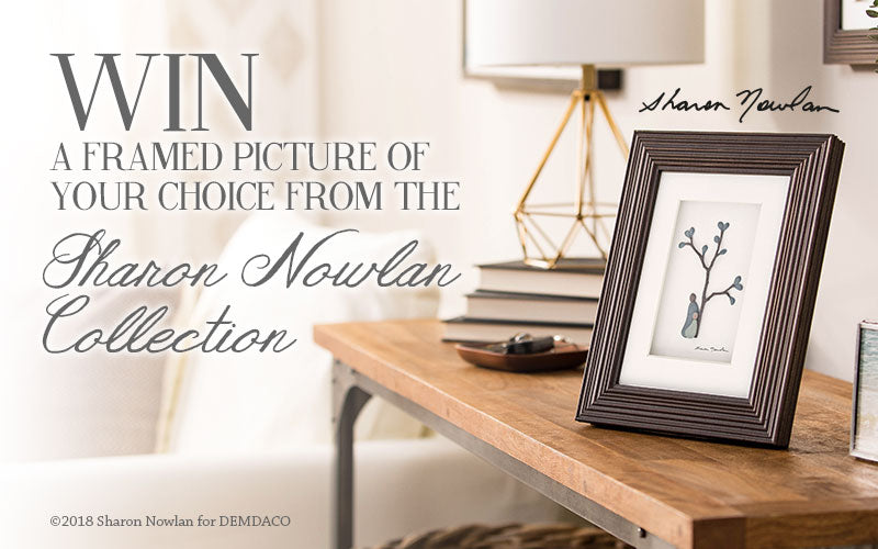 WIN a framed picture of your choice from the Sharon Nowlan Collection