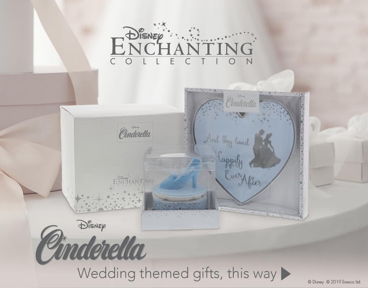 Cinderella wedding collection now available
