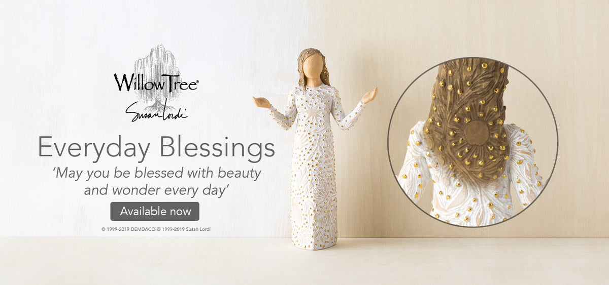 NEW Everyday Blessings from Willow Tree | Available Now