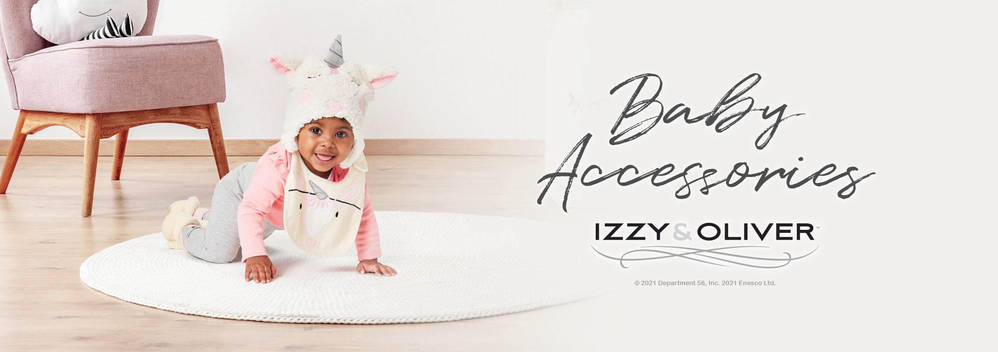 Izzy & Oliver Baby Collection