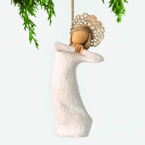 2020 Ornament by Willow Tree