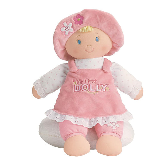 Baby GUND My First Dolly (Blonde)