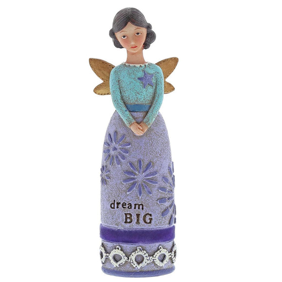 Kelly Rae Roberts Dream Big Winged Inspiration Angel Figure