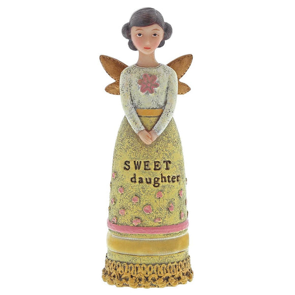 Kelly Rae Roberts Sweet Daughter Inspiration Angel Figure