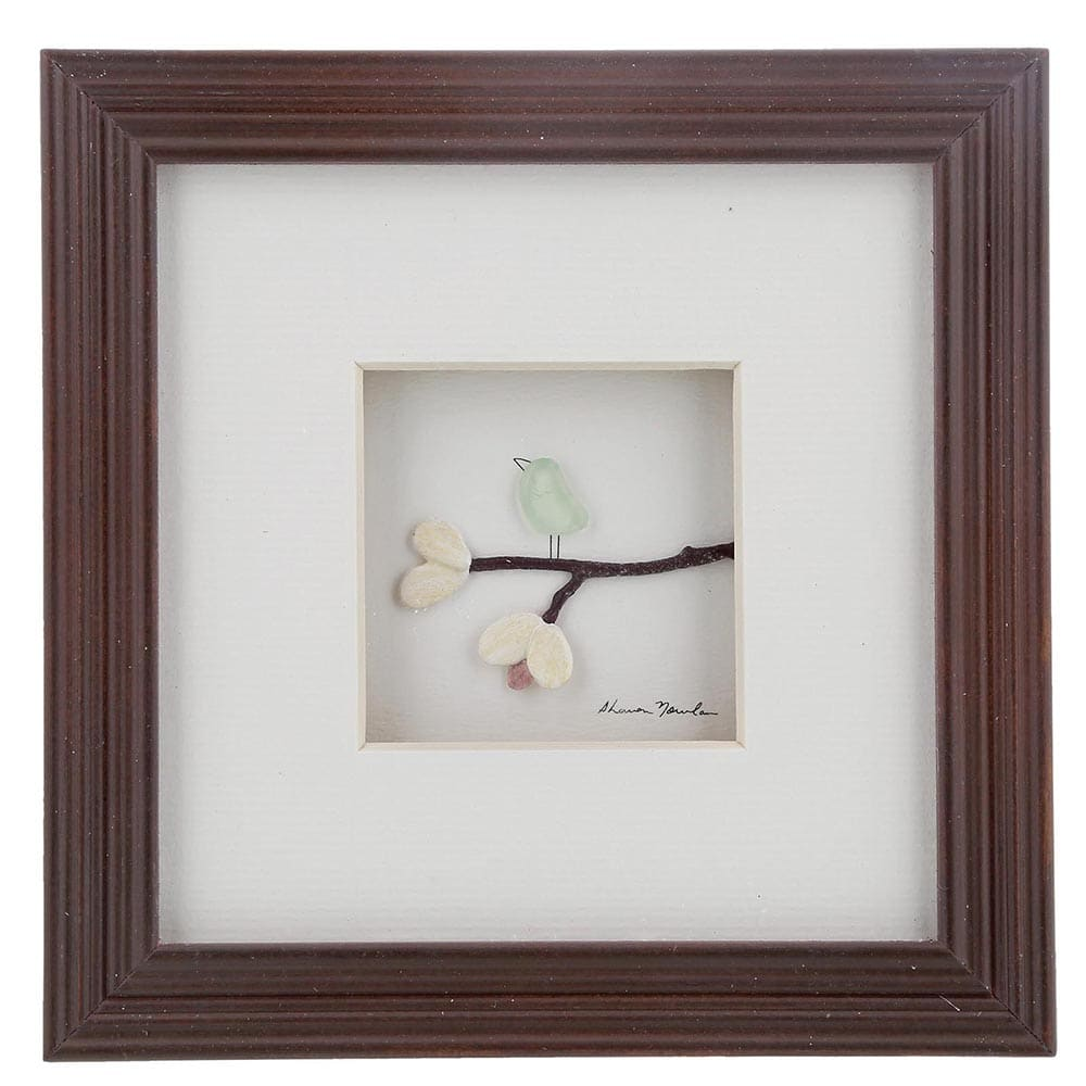 The Sharon Nowlan Collection Serenity Framed Picture 15cm x 15cm