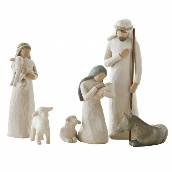 Willow Tree Holy Family Nativity Set