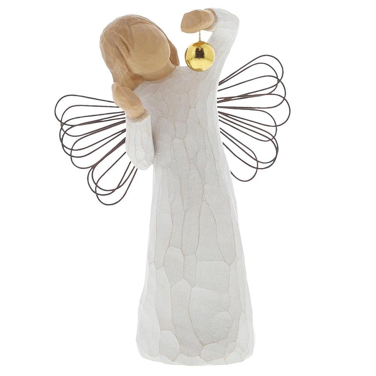 Angel of Wonder Figurine by Willow Tree