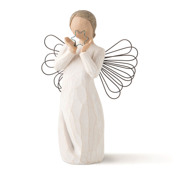 Bright Star Figurine by Willow Tree