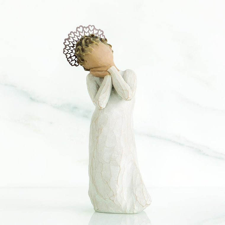 Willow Tree Angel Love Figurine