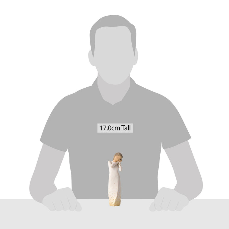 Wishing Figurine by Willow Tree